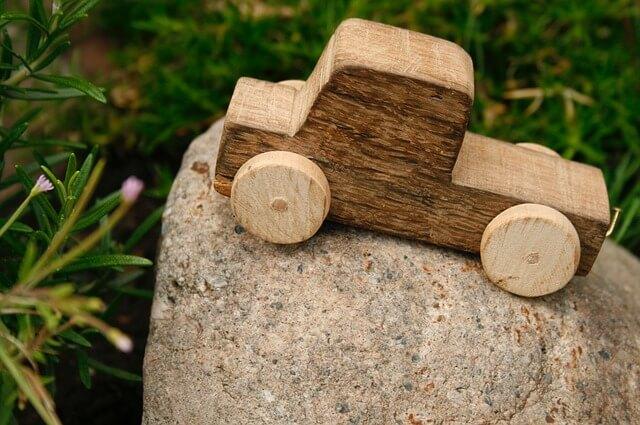 Kolorowy świat malucha w wersji eko. Ekologiczne zabawki dla dzieci