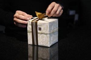 Rozpakowywany prezent