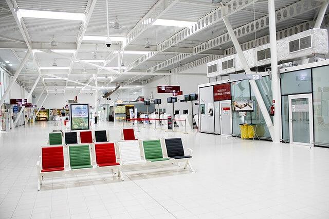 Terminal w Lublinie