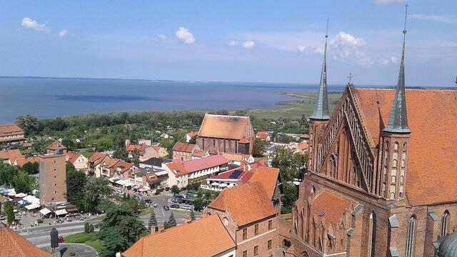 Zamek we Fromborku