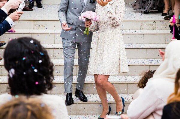 Ślub i sprawy urzędowe