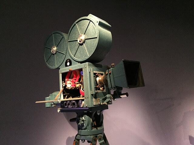 stary projektor