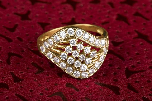 diamentowa biżuteria