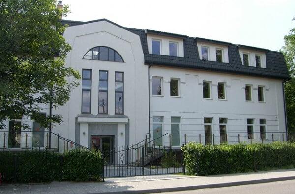 Budynek Domu Seniora