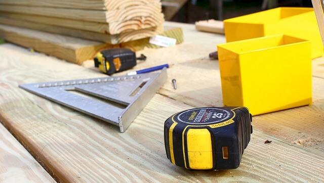 Narzędzia przydatne w budowie i remoncie