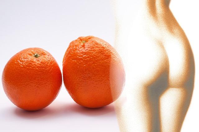 Cellulit, czyli pomarańczowa skórka