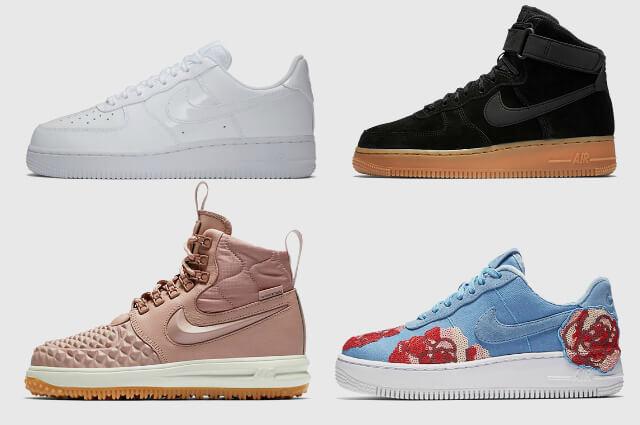 Prosto i dobrze wykonane buty z lat osiemdziesiątych? Oczywiście Nike Air Force !