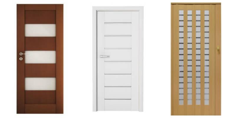 Drzwi wewnętrzne, jak wybierać? Jakie rodzaje dostępne w sklepach?