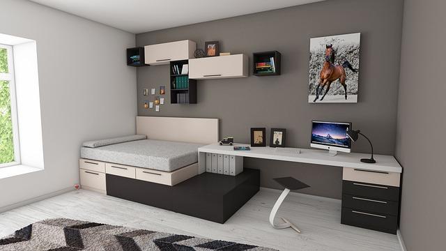 Łóżko młodzieżowe – jakie kupić aby zadowolić nastolatka?