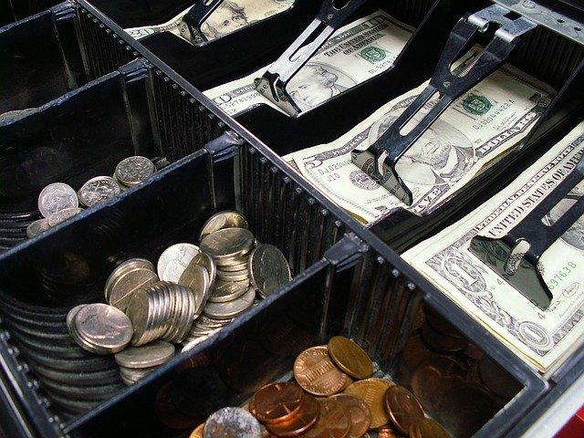 szuflada kasy fiskalnej